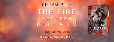 #FridayReads The Fire Between High & Lo by @BrittainyCherry
