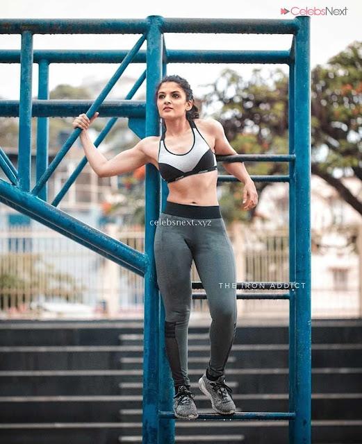 Chaitra Narendra fitness model and blogger Bikini pics   July 2018  Exclusive Pics 001.jpg