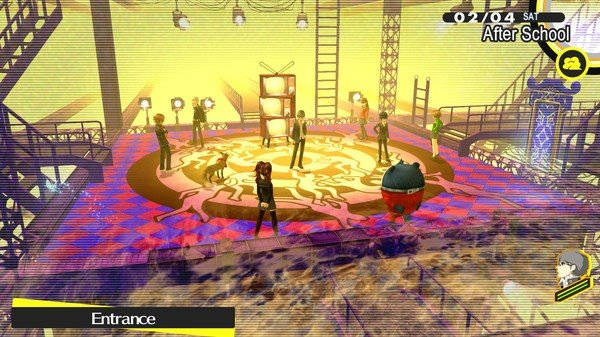 Persona 4 Golden (2020) PC Full