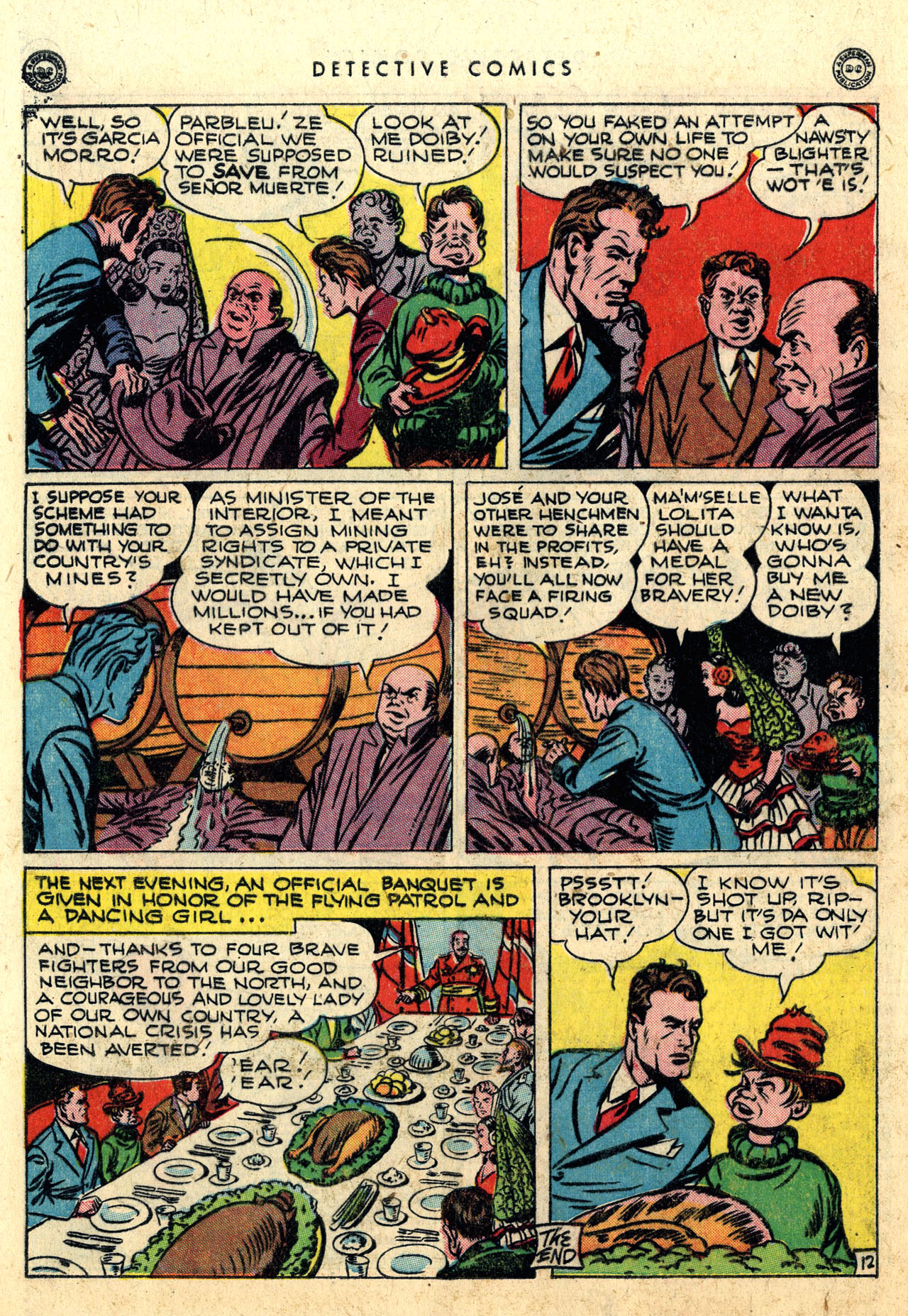 Read online Detective Comics (1937) comic -  Issue #112 - 48