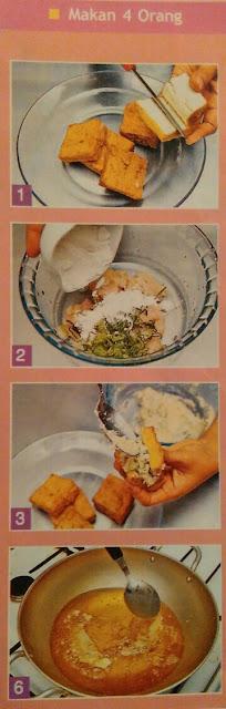 Resep Masakan Bakso Goreng Tauhu
