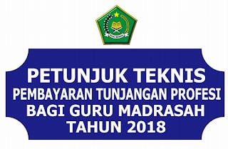 Juknis TPG Madrasah 2018