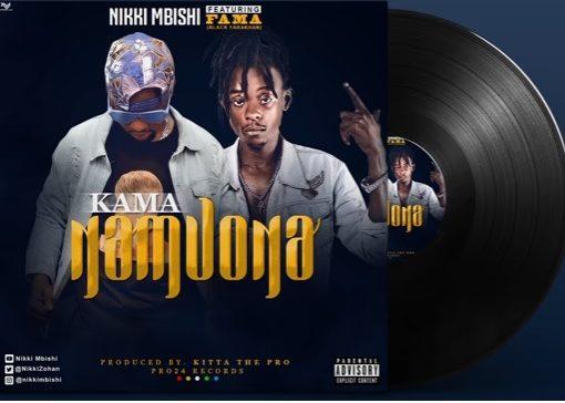 Nikki Mbishi Ft Fama – KAMA NAMUONA