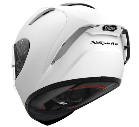 Helm baru Shoei X-Spirit 3