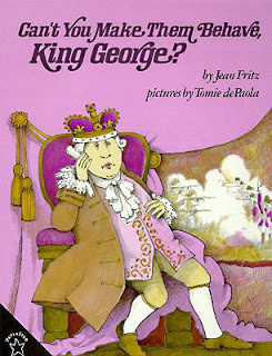 Teaching/Reviewing The American Revolution: Can't You Make Them Behave, King George