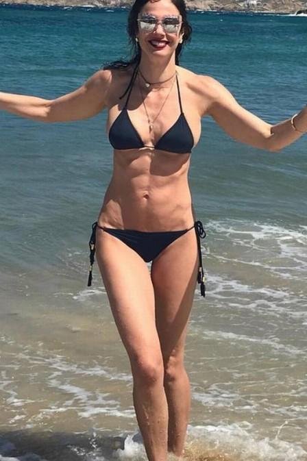 253cfb081 Luciana Gimenez se envolveu numa polêmica nas redes sociais ao aconselhar  mulheres gordinhas a fazerem dieta para emagrecer.