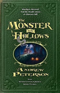 the monster in the hollows [cover image]