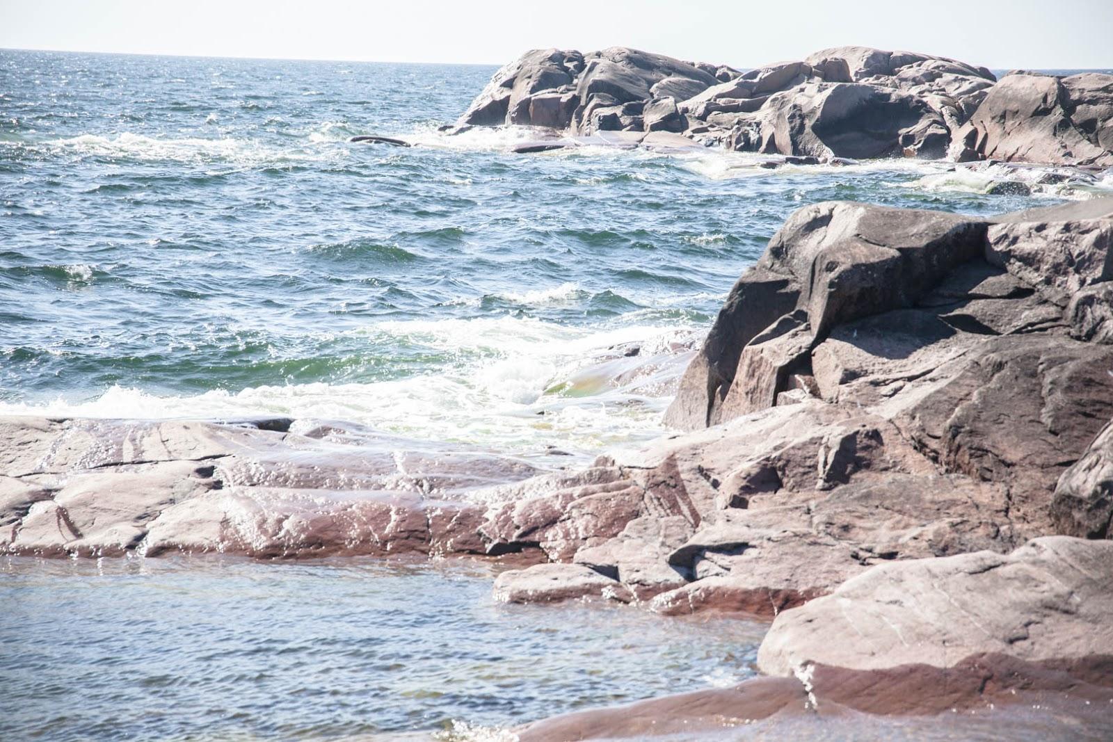 bengtskär majakka vartija meri aallot