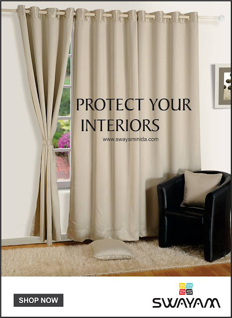 cotton curtains online