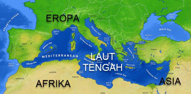 Laut Pertengahan