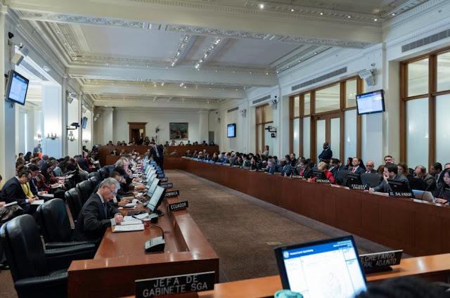 """OEA plantea crear grupo de expertos para """"sanear"""" el CNE en Venezuela"""