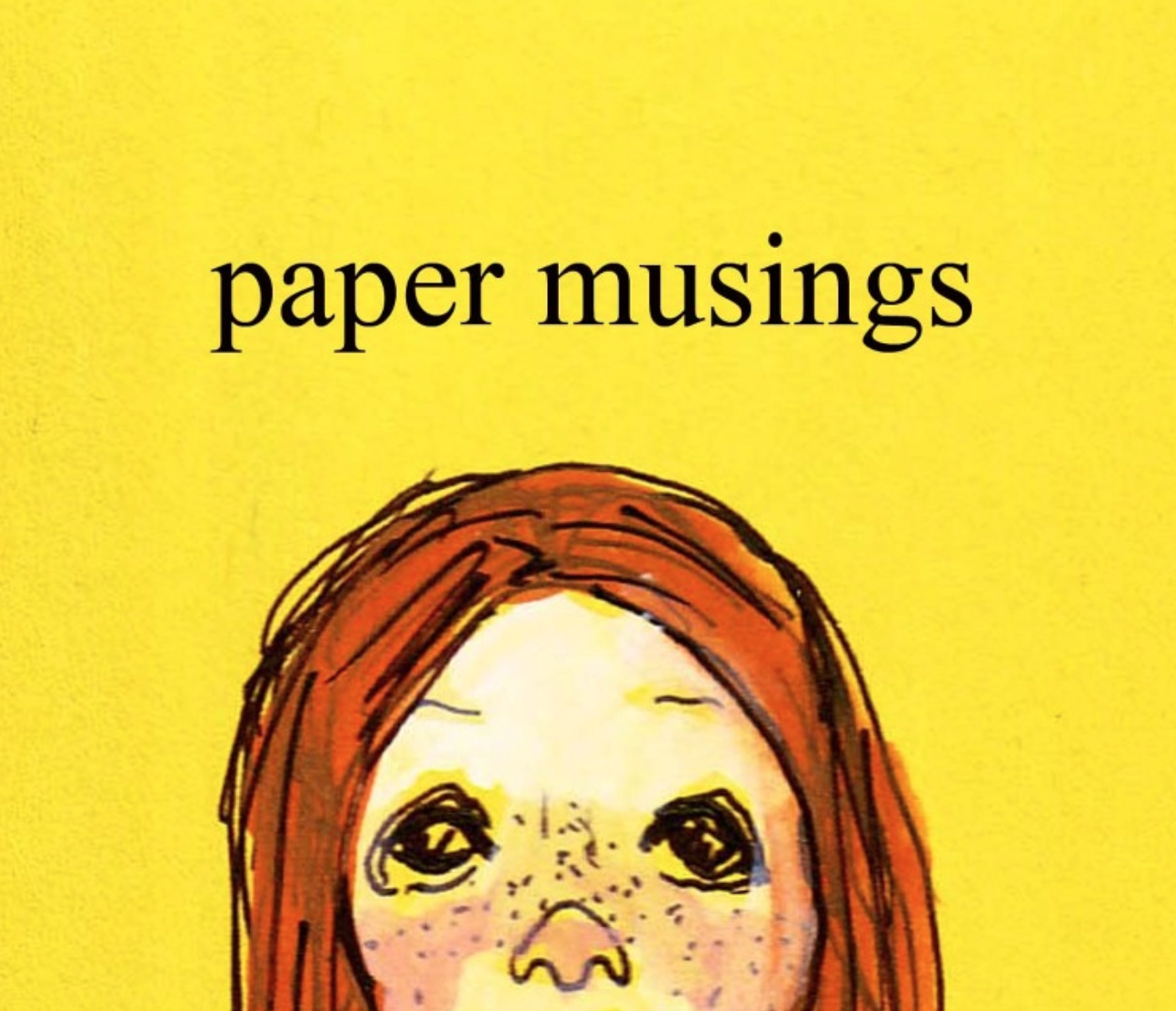 Paper Musings on Etsy