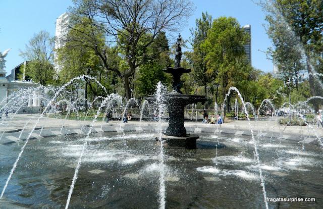 Alameda Central - Cidade do México