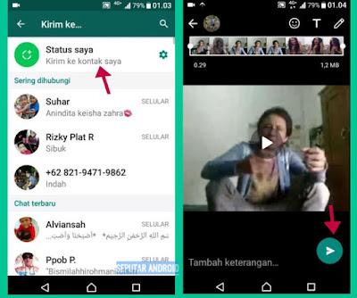 Update Cara Terbaru Memperpanjang Durasi Video Status Whatsapp Dengan Mudah Tanpa Root