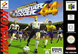 International Superstar Soccer 64 (1996) 1