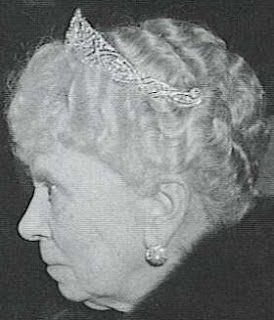 Filigree Diamond Tiara Queen Mary United Kingdom