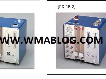 Gastec Calibration Gas Generating Equipment PD-1B And PD-1B-2