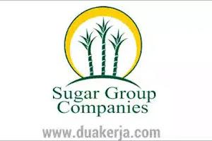 Lowongan Kerja PT Sugar Group Companies Terbaru 2019