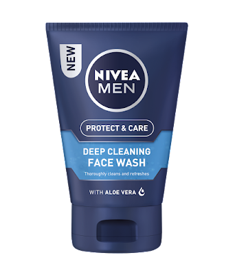 Facial wash Nivea Men
