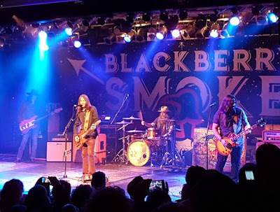 Blackberry Smoke - Munich - March 2017 - Backstage