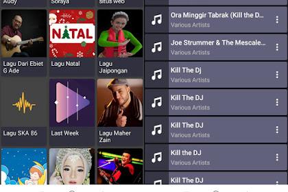 2 Aplikasi Android Yang Menyediakan Koleksi Lagu Terlengkap