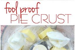 Recipe - How to Make Pie Crust: A Fool Proof Pie Crust