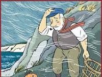 Dongeng Kisah Nelayan dan Ikan kecil (Aesop)