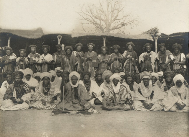 How katsina was originated from Nupe people