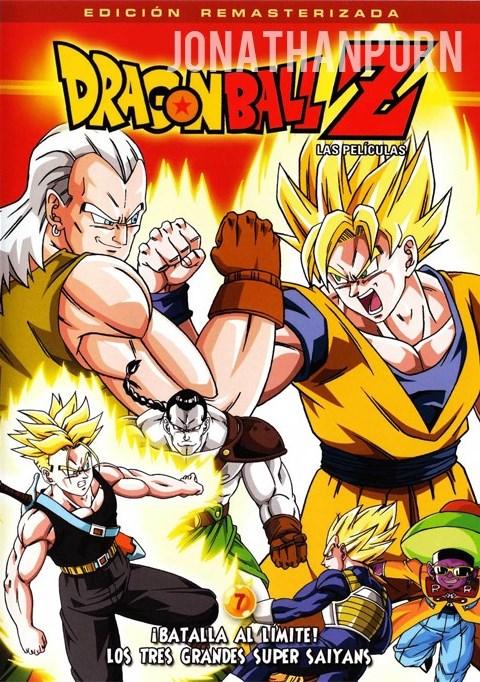 DBZ La Pelea de los 3 Saiyajin DVD5 Latino