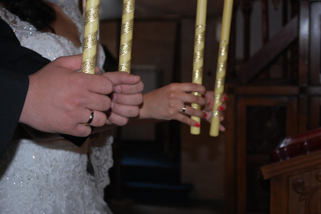 Mi boda ortodoxa serbia, aros