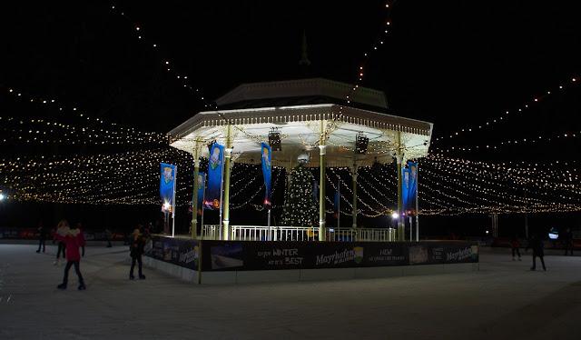 Winter Wonderland Hyde Park Ice Rink