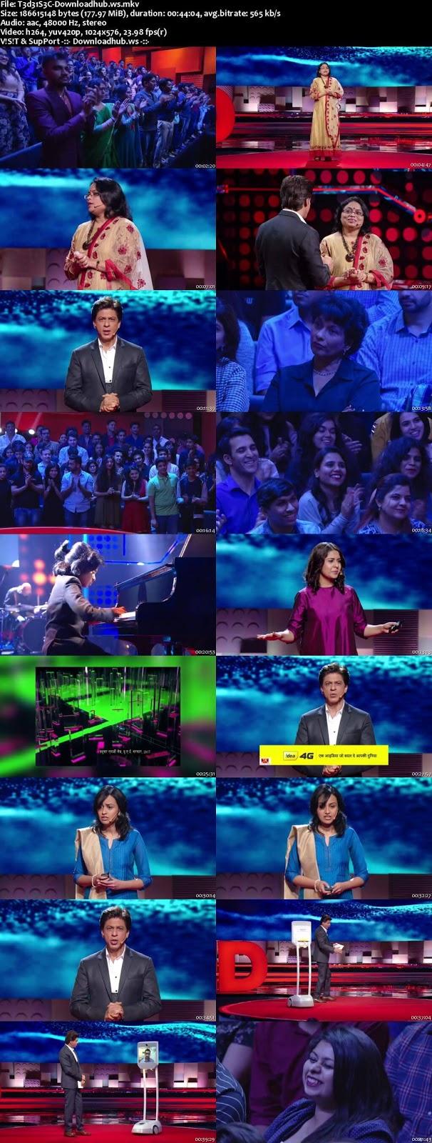 TED Talks India Nayi Soch 31 December 2017 480p HDTV Download