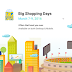 Flipkart Big Shopping Days is back on 7th to 9th March, 2016 on App, Desktop and Mobile | Offers Details