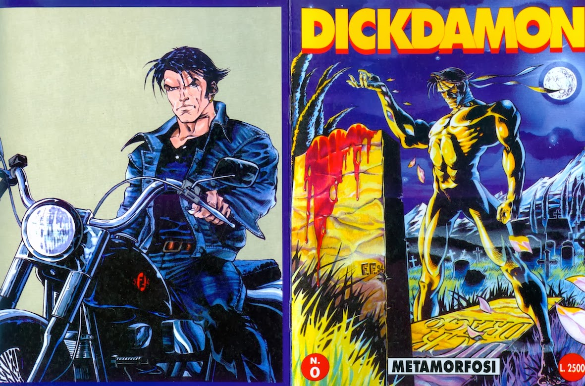 Dick Drago o DickDamon?