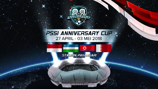 PSSI Anniversary Cup