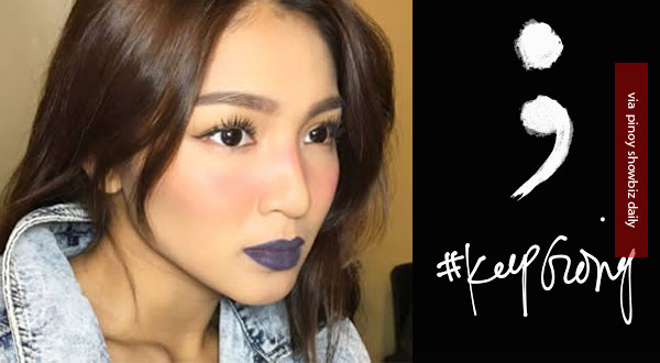 Nadine Lustre's younger brother commits suicide
