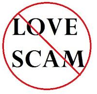 Hasil carian imej untuk sindiket Love Scam