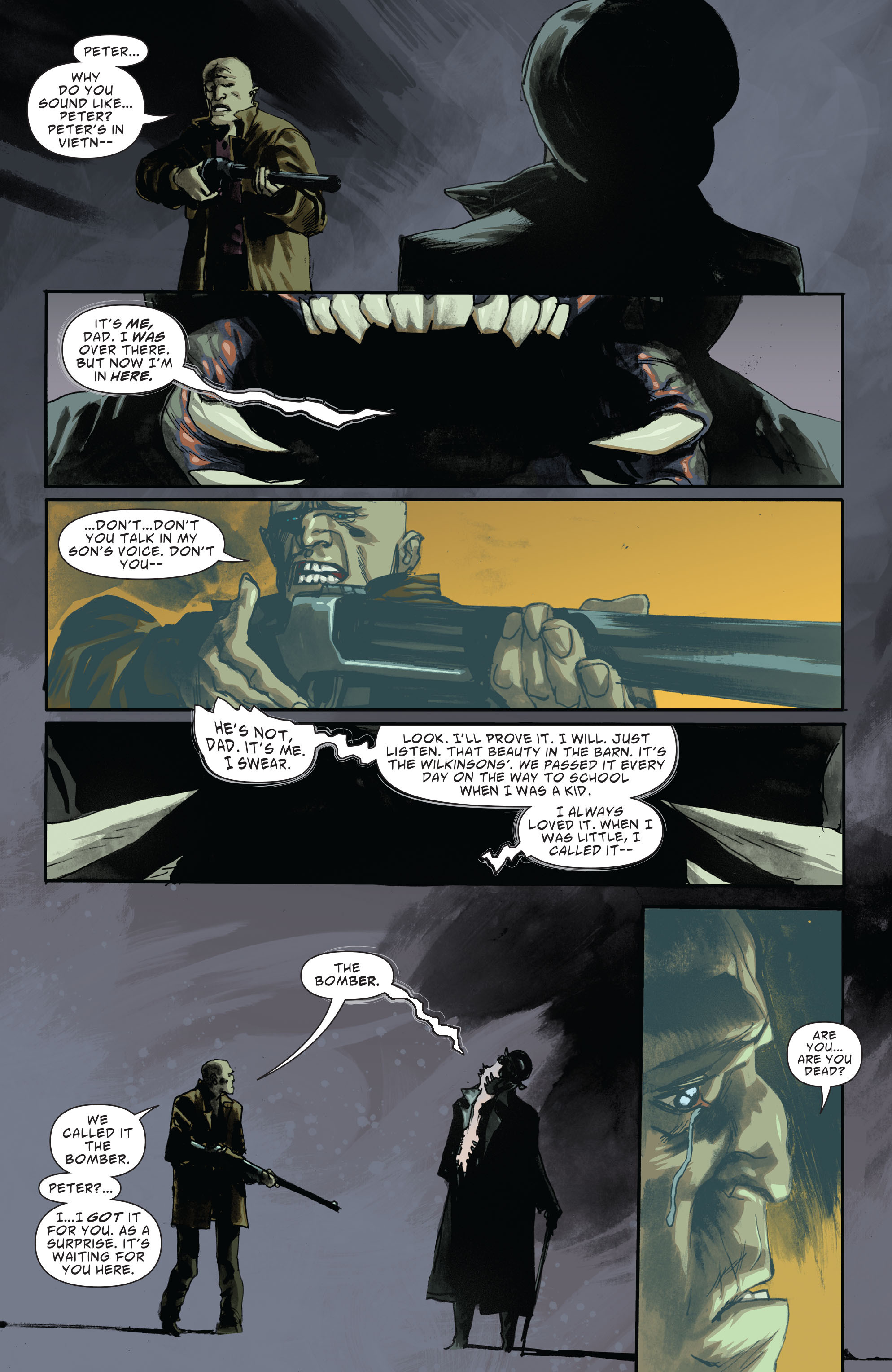 Read online American Vampire: Second Cycle comic -  Issue #2 - 11