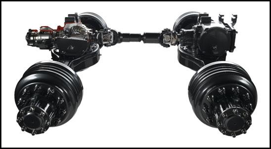 Mack S852 85,000-lb. Tandem Axles