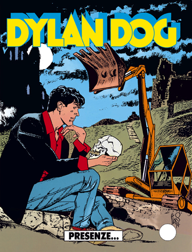 Dylan Dog (1986) 93 Page 1