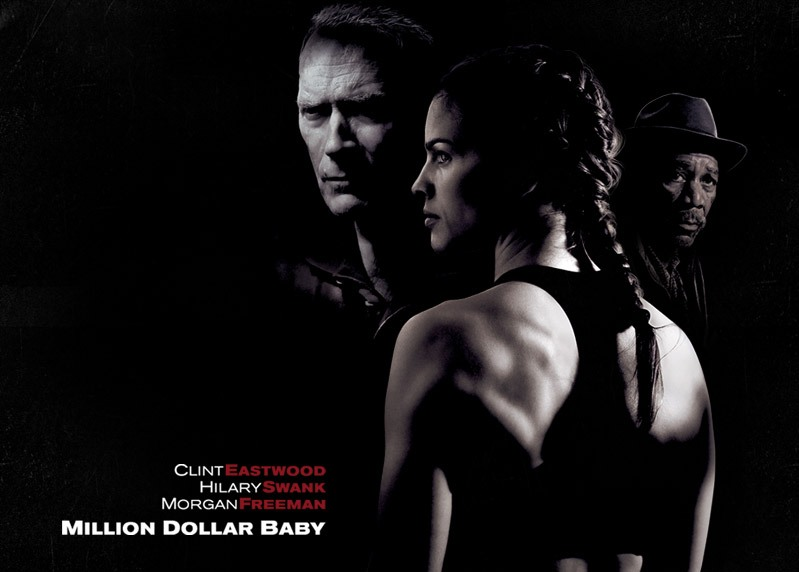 an analysis of the film million dollar baby Film review on million dollar baby if you're expecting the old sports movie clich  this film received a rating of 7/10 for all that  still frame analysis :.