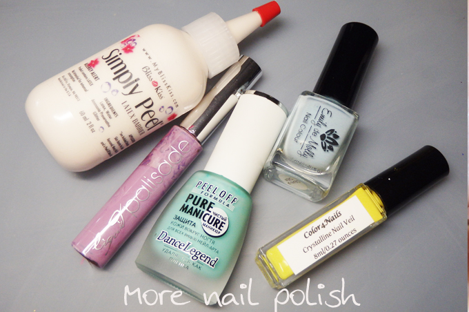 The Digit Al Dozen Does Nail Heroes Latex And Other Barriers More Polish
