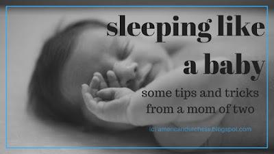 "Want to ""sleep like a baby""?"