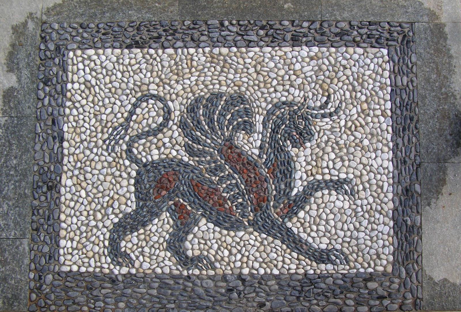 Il Mosaico di ciottoli del Laboratorio Musivarius I nuovi