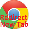 Redirect New Tab with Specific Websites