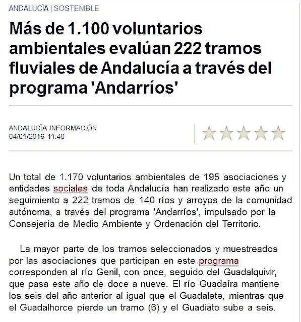 http://andaluciainformacion.es/andalucia/560878/mas-de-1100-voluntarios-ambientales-evaluan-222-tramos-fluviales-de-andalucia-a-traves-del-programa-andarrios/