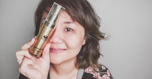 Wendy Pua | Malaysia Chinese Lifestyle Blogger: Crynx Instant Lifting Spray - Ascend Spray