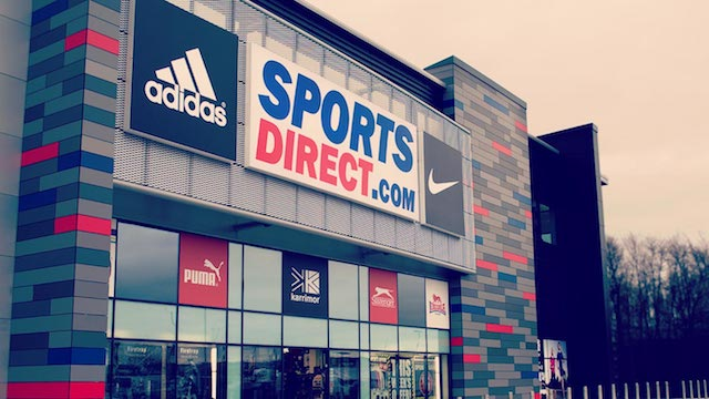 Sports Direct em Londres