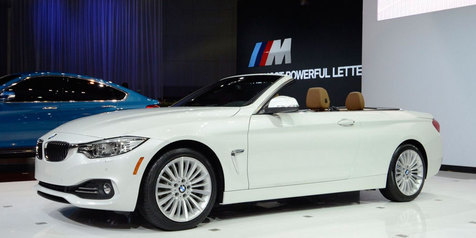 BMW 428i Convertible 'Minum' 1 Liter Per 6,6 Km