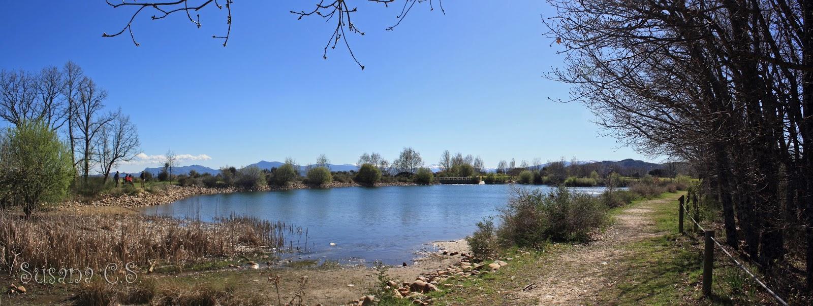 Sierra del rinc n madrid for Construir laguna artificial
